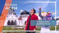 Masjid Baiturrahman Banda Aceh, Kemegahan Tak Lekang Bencana