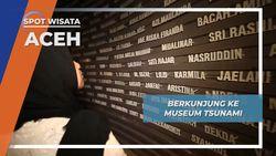 Museum Tsunami Aceh, Sejarah Kebencanaan Terbesar