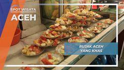 Rujak Aceh Garuda, Sensasi Segar nan Unik