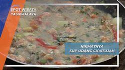 Sup Udang Cipatujah, Nikmatnya Tasikmalaya