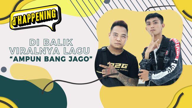 Di Balik Musik Viral Ampun Bang Jago