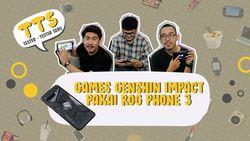 HP Gaming Rp 10 Juta Lancar Genshin Impact