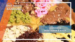 Martabak Manis 8 Rasa, Kuliner Bandung yang Wajib dicoba