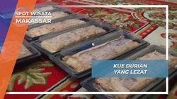 Kue Durian Makassar, Camilan Lezat yang Membuat Ketagihan