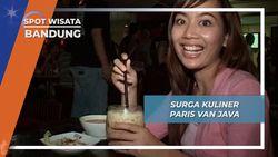 Paris van Java, Surga Kuliner Masyarakat Bandung