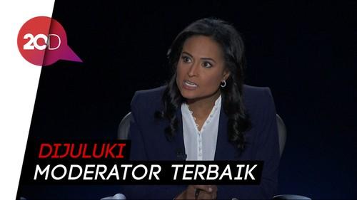 Kristen Welker Panen Pujian Usai Jadi Moderator Debat Capres AS