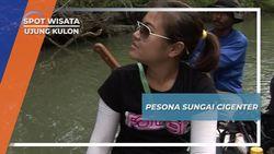 Pesona Sungai Cigenter, Ujung Kulon