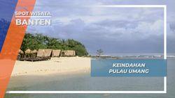 Keindahan Pulau Umang, Banten