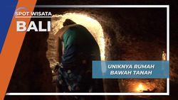 Goa Gala-Gala, Rumah Bawah Tanah Bernafas Mahabarata di Nusa Lembongan Bali
