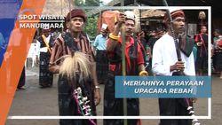 Upacara Reba Desa Manubhara Nusa Tenggara Timur, Inkulturisasi Agama dan Adat