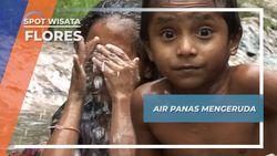 Mengeruda Sowa Bajawa, Permandian Air Panas Terbaik di Fores