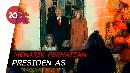Sambut Halloween, Anak-anak Berkostum ala Donald Trump
