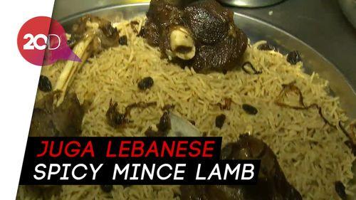 Bikin Laper: Jajal Lamb Mandi Khas Timur Tengah di BSD City