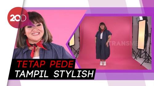 Tips Outfit Denim untuk Plus Size
