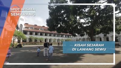 Kisah Seribu Pintu di Lawang Sewu Semarang