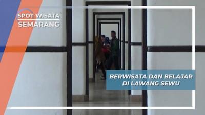 Berwisata dan Belajar di Lawang Sewu, Semarang