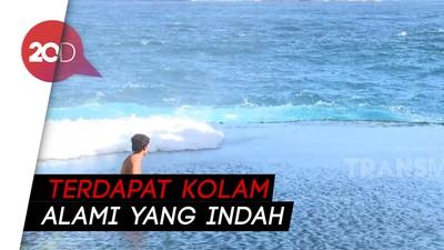 My Trip My Adventure: Berenang di Angels Billabong Bali