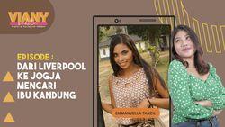 Dari Liverpool ke Yogyakarta, Emmanuella Cari Ibu Kandungnya