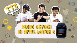 Hitung Kadar Oksigen dalam Darah Pakai Smartwatch