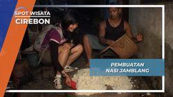 Pembuatan Nasi Jamblang, Kuliner Khas Cirebon