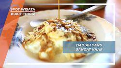 Dadiah, Susu Kerbau Fermentasi Bambu Bukit Tinggi Sumatera Barat