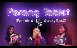 Pilih Tablet Rp 11-12 Jutaan, Ipad Air 4 atau Galaxy Tab S7?