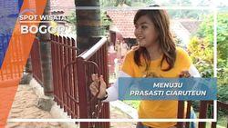 Menuju Prasasti Ciaruteun, Bogor