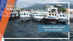 Berlayar Ke Halmahera, Maluku