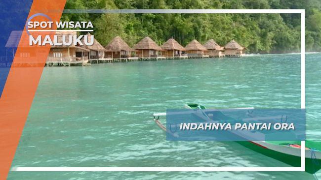 Pantai Ora Pulau Seram Maluku