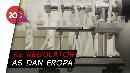 Moderna Optimistis Dapat Izin Penggunaan Darurat Vaksin Corona