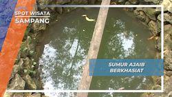 Bekicot Putih hingga Gelembung Air Merah Terkadang Muncul di Sumur Keajaiban, Sampang, Madura, Jawa Timur