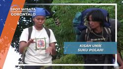 Suku Polahi, Suku yang Menganggap Hutan Sebagai Rumah, Gorontalo