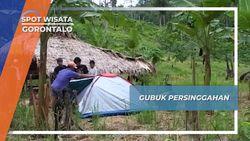 Persinggahan Sementara Menuju Pegunungan Boliyohuto Gorontalo