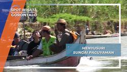 Menyusuri Sungai Paguyaman, Untuk Bertemu Suku Polahi, Gorontalo