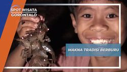 Dengan Berburu, Suku Polahi Menjalin Kedekatan Antara Ayah dan Anak, Gorontalo
