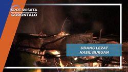 Bermalam Sambil Menikmati Hasil Buruan Bersama Suku Polahi, Gorontalo
