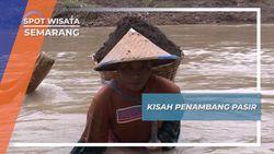 Maryati, Penambang Pasir yang Inspiratif dari Semarang
