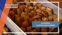 Lumpia Semarang, Makanan Khas Daerah yang Legendaris