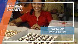 Bursa Kue Pasar Senen, Aneka Penjual Kue yang Beraneka Ragam, Jakarta