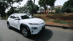 Mobil SUV Bertenaga Listrik untuk Masa Depan