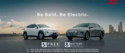 Hyundai Siapkan Mobil Listrik Murni Pertama di Indonesia!