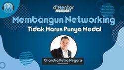 Membangun Networking Tidak Harus Punya Modal