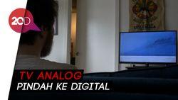 Indonesia Bersiap Migrasi ke TV Digital, Apa Manfaatnya?