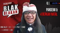 Blak-blakan RM Aloysius Budi Purnomo, 4 Berkah Natal di Tengah Pandemi