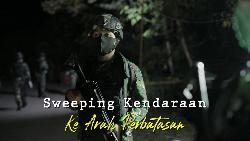 Pandemi Bikin Pos Lintas Batas Negara Lockdown, TNI Tetap Siaga!