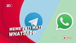CEO Telegram Sindir Kebijakan Privasi WhatsApp
