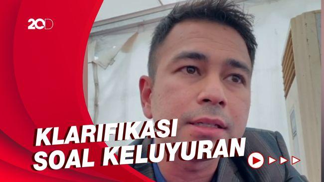 Ke Pesta Usai Divaksin, Raffi Ahmad: Saya Mohon Maaf