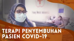 PMI Butuh Donor Plasma Konvalesen, Ini Syaratnya