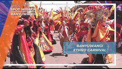 Hari Pagelaran Carnival Pentas Budaya Banyuwangi