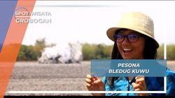 Bledug Kuwu, Pesona Letupan Kawah Lumpur di Grobogan Jawa Tengah